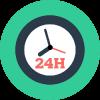 Self Service 24h
