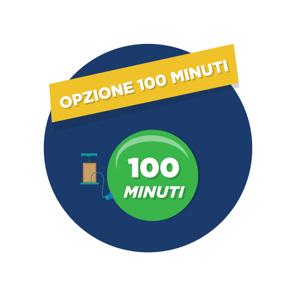 opzione 100 minuti