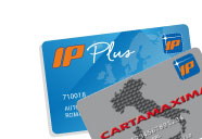 Carte Petrolifere IP Plus e CartaMaxima