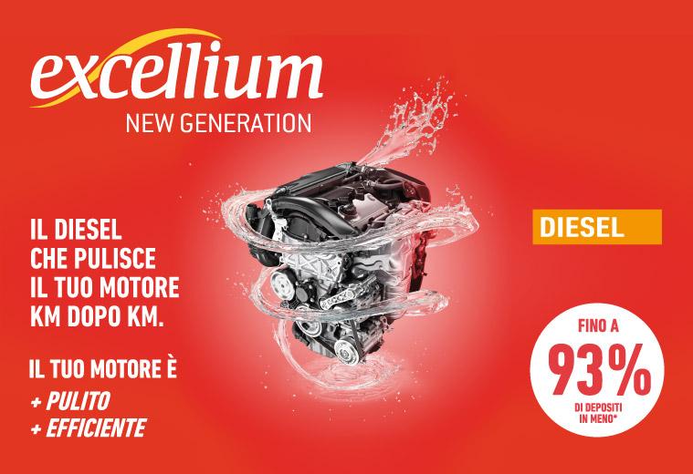 Diesel EXCELLIUM NEW GENERATION