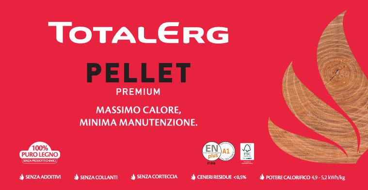 Pellet Premium TotalErg