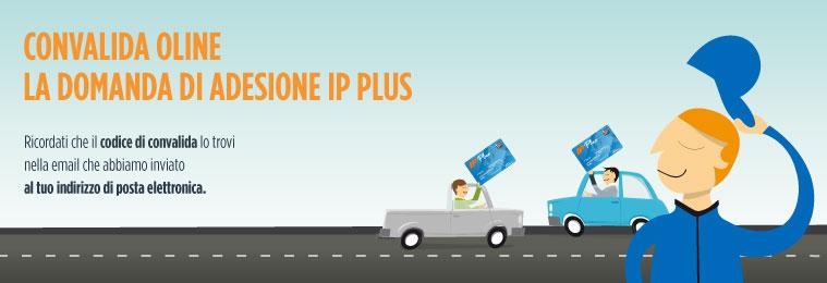 IP Plus Online - Modulo adesione