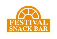 Festival snack bar